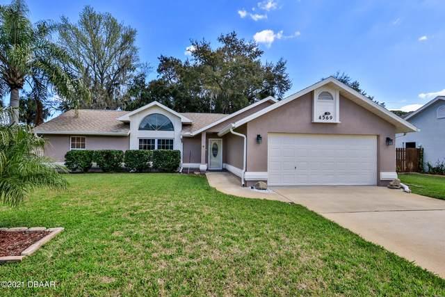 4569 Woodcove Drive, Port Orange, FL 32127 (MLS #1081087) :: Memory Hopkins Real Estate