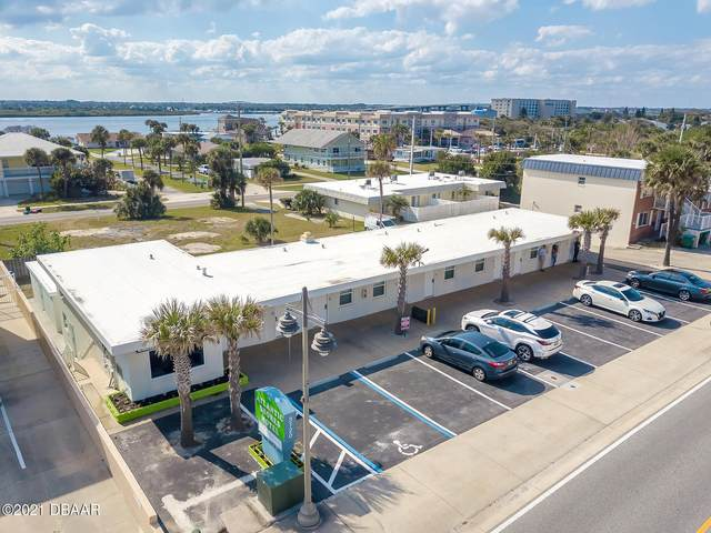 3720 S Atlantic Avenue, Daytona Beach Shores, FL 32118 (MLS #1081093) :: Cook Group Luxury Real Estate