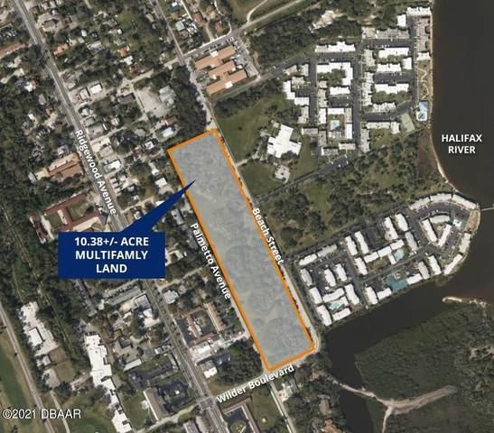 0 Corner Wilder Blvd & Beach St, Daytona Beach, FL 32114 (MLS #1081110) :: Cook Group Luxury Real Estate