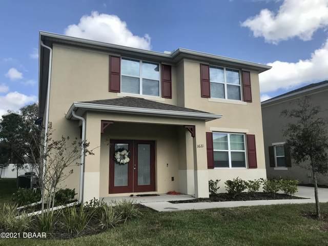 1621 Pham Drive, Port Orange, FL 32129 (MLS #1081122) :: Memory Hopkins Real Estate