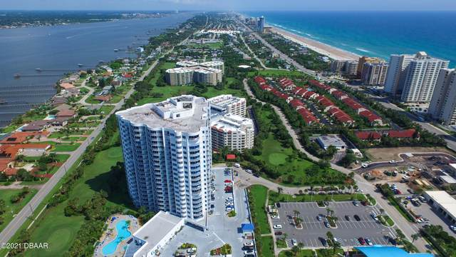 2 Oceans West Boulevard #1007, Daytona Beach Shores, FL 32118 (MLS #1081135) :: Cook Group Luxury Real Estate