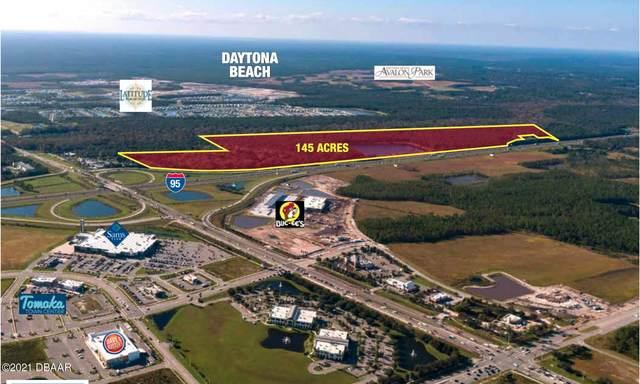 0 Lpga & I-95-Northwest Quadrant, Daytona Beach, FL 32124 (MLS #1081138) :: NextHome At The Beach II