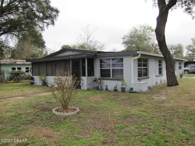 1217 10th Street, Holly Hill, FL 32117 (MLS #1081156) :: Dalton Wade Real Estate Group