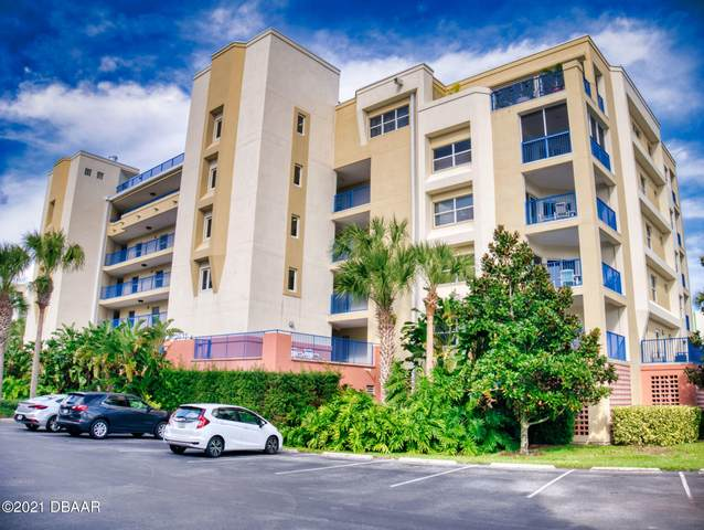 5300 S Atlantic Avenue #11205, New Smyrna Beach, FL 32169 (MLS #1081188) :: NextHome At The Beach