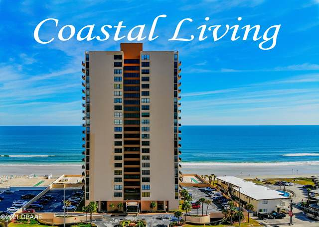 3051 S Atlantic Avenue #2105, Daytona Beach Shores, FL 32118 (MLS #1081208) :: Cook Group Luxury Real Estate