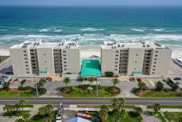 4505 S Atlantic Avenue #604, Ponce Inlet, FL 32127 (MLS #1081210) :: NextHome At The Beach