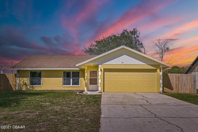 1148 Viking Drive, Port Orange, FL 32129 (MLS #1081226) :: Florida Life Real Estate Group