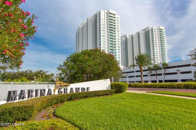 231 Riverside Drive 1806-1, Holly Hill, FL 32117 (MLS #1081238) :: Dalton Wade Real Estate Group