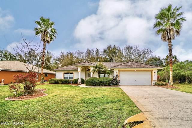 90 Rolling Sands Drive, Palm Coast, FL 32164 (MLS #1081261) :: Florida Life Real Estate Group