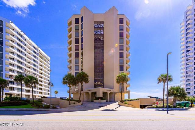 3023 S Atlantic Avenue #501, Daytona Beach Shores, FL 32118 (MLS #1081269) :: Cook Group Luxury Real Estate
