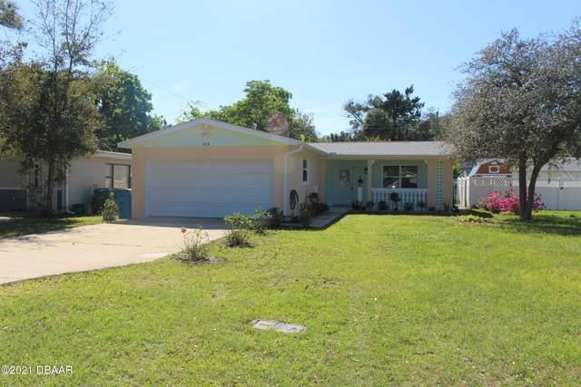 614 Tarragona Way, Daytona Beach, FL 32114 (MLS #1081289) :: Cook Group Luxury Real Estate