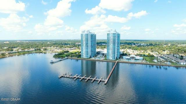 241 Riverside Drive #2405, Holly Hill, FL 32117 (MLS #1081291) :: Cook Group Luxury Real Estate