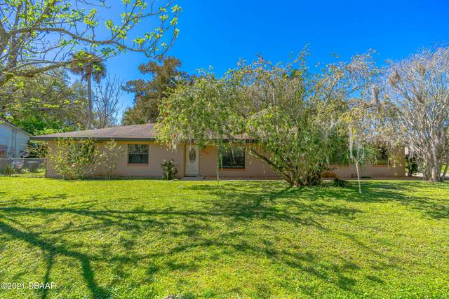 1304 Sabal Palm Drive, Edgewater, FL 32132 (MLS #1081305) :: Dalton Wade Real Estate Group
