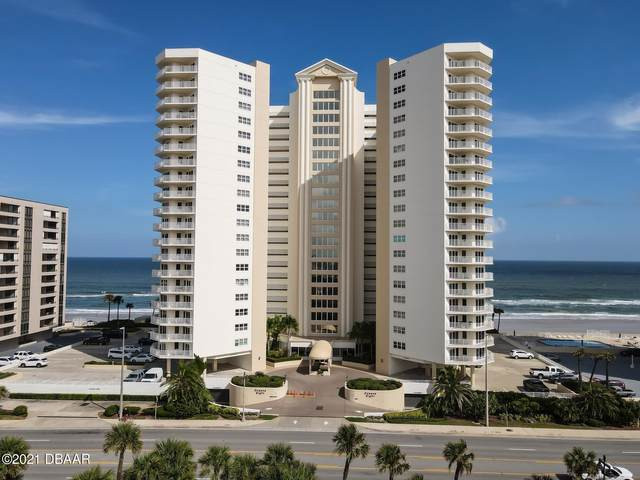 2937 S Atlantic Avenue #2002, Daytona Beach Shores, FL 32118 (MLS #1081306) :: Cook Group Luxury Real Estate