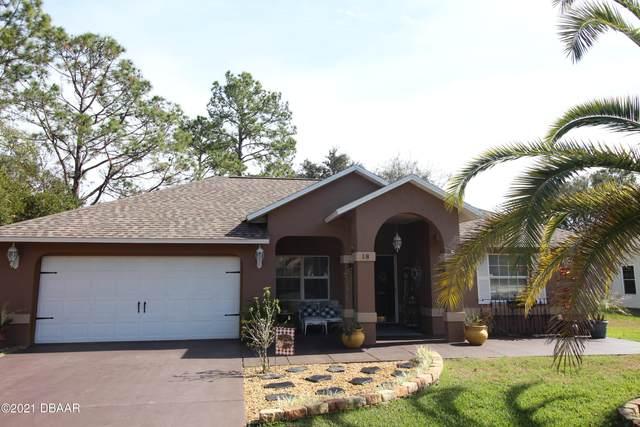 18 Whittlesey Lane, Palm Coast, FL 32164 (MLS #1081308) :: Florida Life Real Estate Group