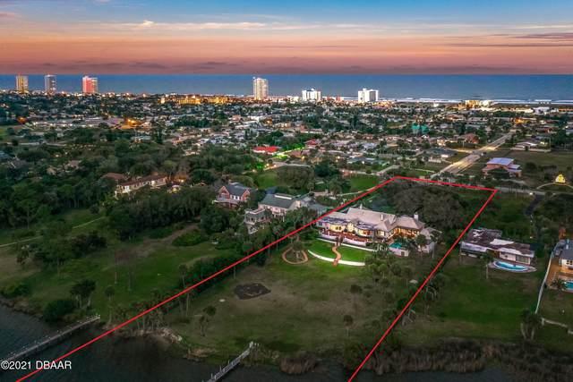 1121 N Halifax Avenue, Daytona Beach, FL 32118 (MLS #1081310) :: Dalton Wade Real Estate Group