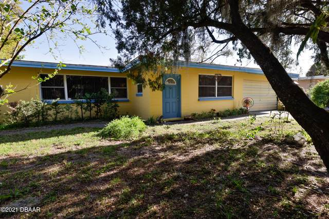 701 Olive Street, South Daytona, FL 32119 (MLS #1081311) :: Dalton Wade Real Estate Group