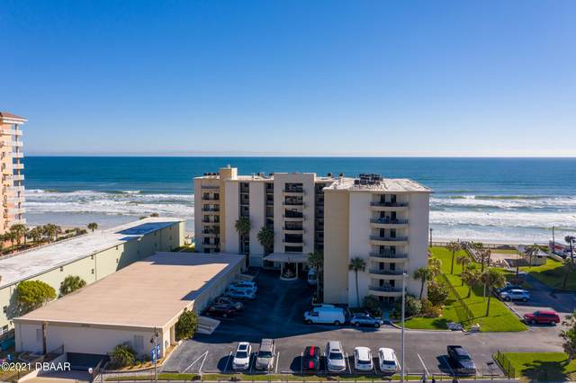 3255 S Atlantic Avenue #506, Daytona Beach Shores, FL 32118 (MLS #1081312) :: Cook Group Luxury Real Estate