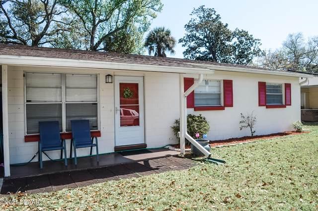 2259 Nottingham Road, South Daytona, FL 32119 (MLS #1081316) :: Florida Life Real Estate Group
