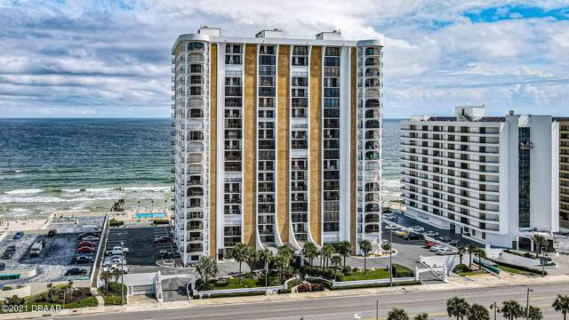 3003 Atlantic Avenue 16C6, Daytona Beach Shores, FL 32118 (MLS #1081323) :: Cook Group Luxury Real Estate
