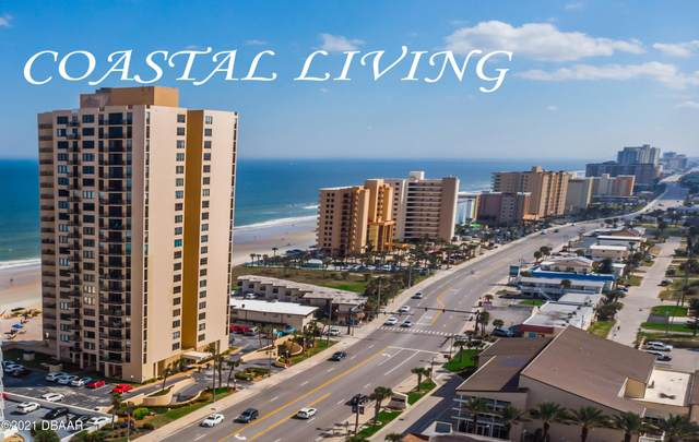 3051 S Atlantic Avenue #605, Daytona Beach Shores, FL 32118 (MLS #1081342) :: Cook Group Luxury Real Estate