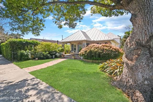 210 S Orange Street, New Smyrna Beach, FL 32168 (MLS #1081424) :: Florida Life Real Estate Group