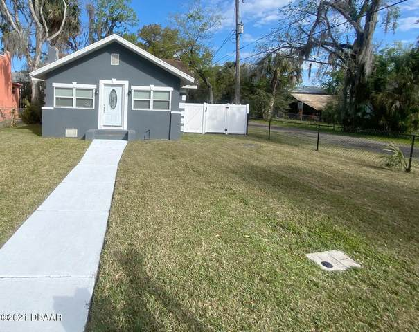 520 Loomis Avenue, Daytona Beach, FL 32114 (MLS #1081436) :: NextHome At The Beach