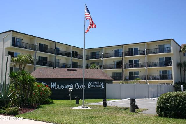 3700 S Atlantic Avenue #102, New Smyrna Beach, FL 32169 (MLS #1081481) :: Florida Life Real Estate Group