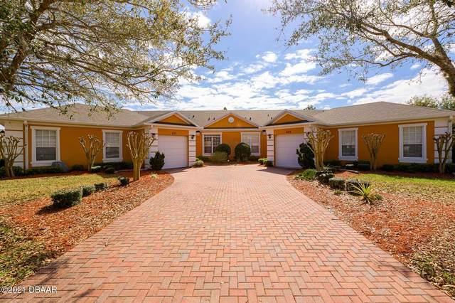 121 Sedona Circle, Daytona Beach, FL 32124 (MLS #1081536) :: Florida Life Real Estate Group
