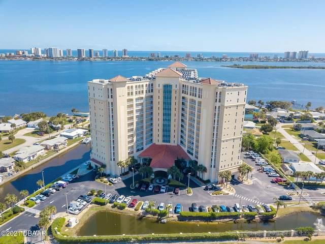2801 S Ridgewood Avenue #617, South Daytona, FL 32119 (MLS #1081538) :: NextHome At The Beach