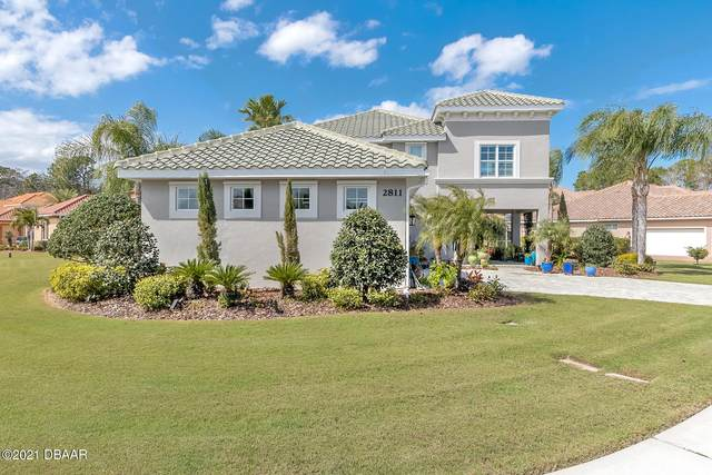 2811 Casanova Court, New Smyrna Beach, FL 32168 (MLS #1081542) :: NextHome At The Beach