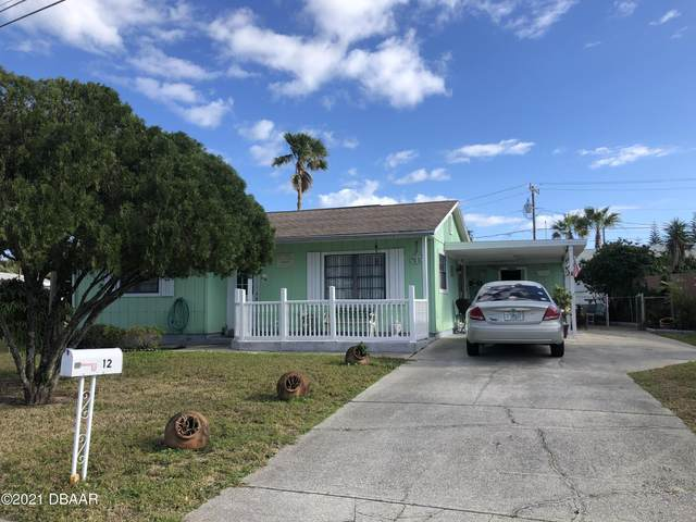 12 Robben Terrace, Daytona Beach, FL 32118 (MLS #1081558) :: Cook Group Luxury Real Estate