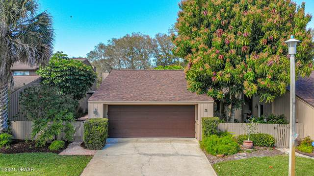 5 Fox Run Trail, Ormond Beach, FL 32174 (MLS #1081569) :: Florida Life Real Estate Group