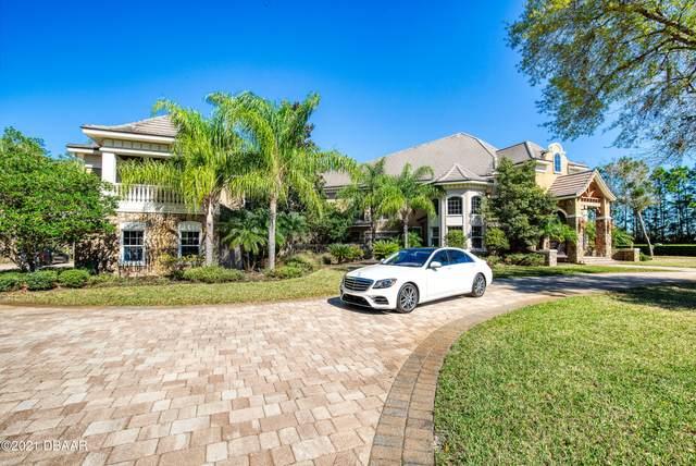 2090 W Spruce Creek Circle, Port Orange, FL 32128 (MLS #1081636) :: Florida Life Real Estate Group
