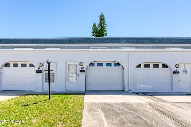 2800 Ocean Shore Boulevard #100, Ormond Beach, FL 32176 (MLS #1081675) :: Florida Life Real Estate Group