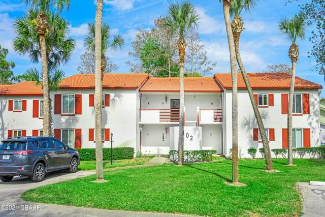 102 Bob White Court #9, Daytona Beach, FL 32119 (MLS #1081690) :: Cook Group Luxury Real Estate