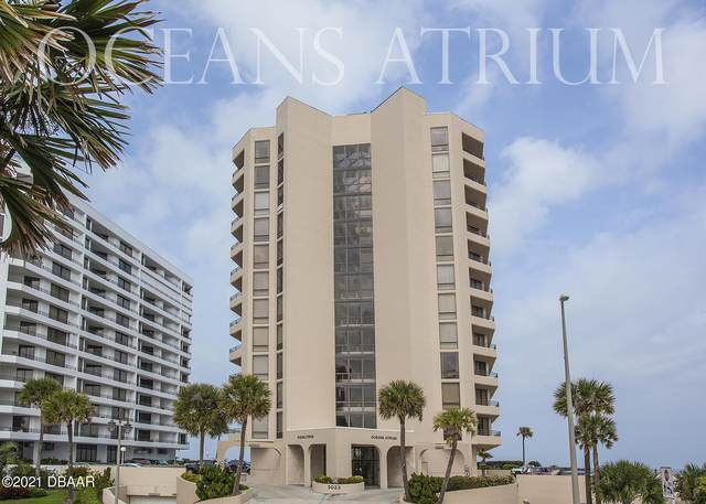 3023 S Atlantic Avenue #307, Daytona Beach Shores, FL 32118 (MLS #1081716) :: Cook Group Luxury Real Estate