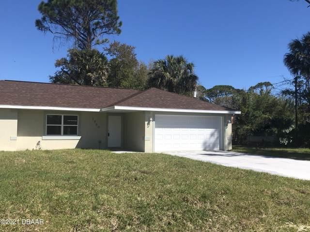 1060 Beulah Drive, Edgewater, FL 32132 (MLS #1081737) :: NextHome At The Beach