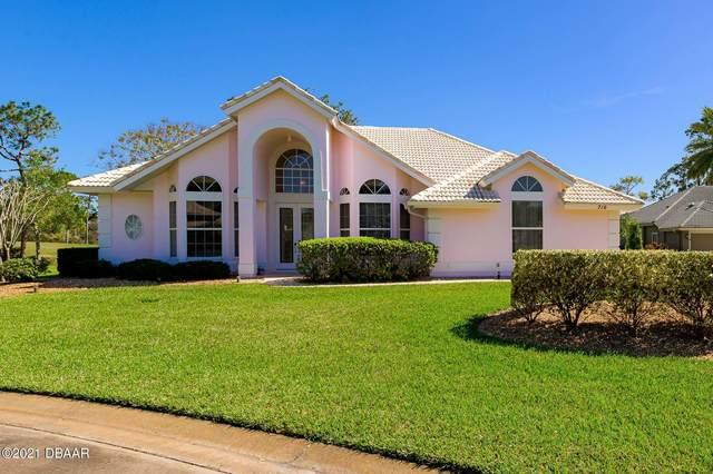710 Dolphin Head Lane, Ormond Beach, FL 32174 (MLS #1081773) :: Florida Life Real Estate Group