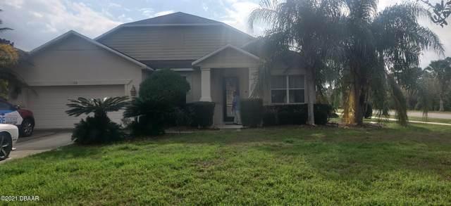 108 Hagge Drive, Daytona Beach, FL 32124 (MLS #1081846) :: Florida Life Real Estate Group