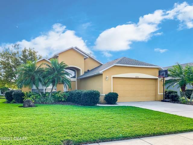 6772 Calistoga Circle, Port Orange, FL 32128 (MLS #1081857) :: NextHome At The Beach