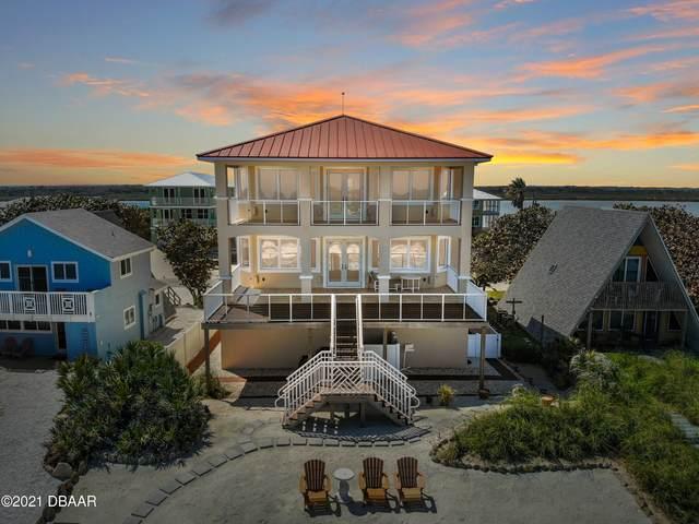7105 S Atlantic Avenue, New Smyrna Beach, FL 32169 (MLS #1081895) :: Cook Group Luxury Real Estate