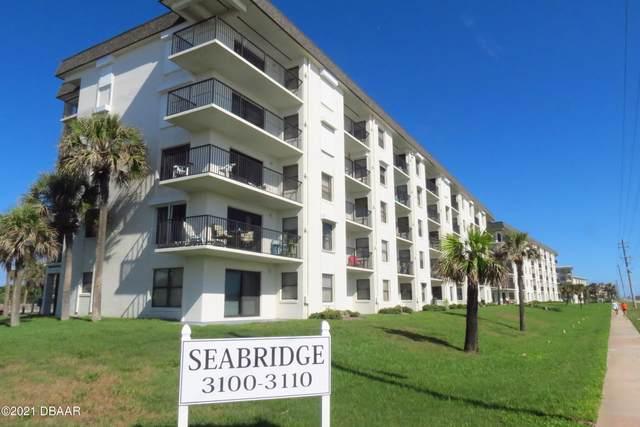 3100 Ocean Shore Boulevard #105, Ormond Beach, FL 32176 (MLS #1081911) :: Florida Life Real Estate Group
