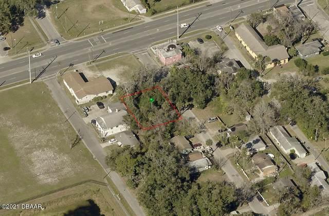 0 Fulton Street, Daytona Beach, FL 32114 (MLS #1081931) :: Florida Life Real Estate Group