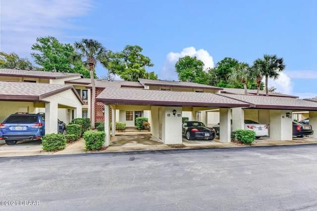 1 Tomoka Oaks Boulevard #135, Ormond Beach, FL 32174 (MLS #1081963) :: Florida Life Real Estate Group