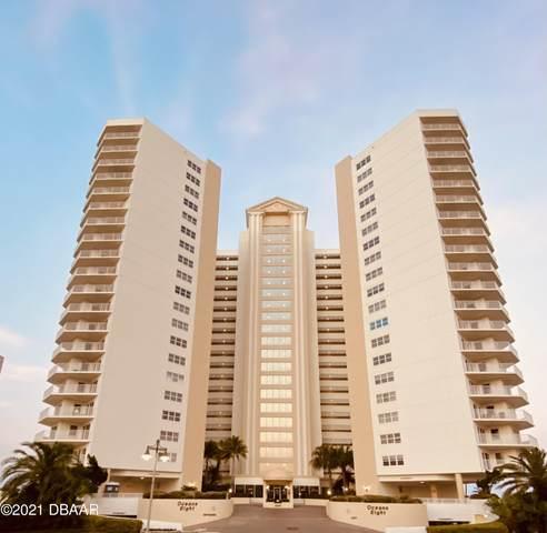 2937 S Atlantic Ave. #1007, Daytona Beach Shores, FL 32118 (MLS #1081966) :: NextHome At The Beach