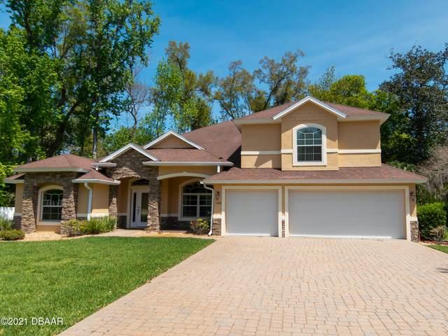 1428 Pecos Drive, Ormond Beach, FL 32174 (MLS #1082084) :: Cook Group Luxury Real Estate