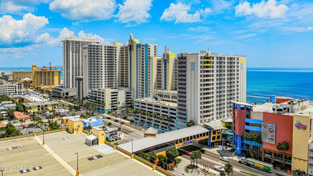 350 N Atlantic Avenue #2120, Daytona Beach, FL 32118 (MLS #1082095) :: Florida Life Real Estate Group