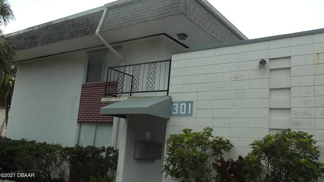 301 Ridge Boulevard #2010, South Daytona, FL 32119 (MLS #1082103) :: NextHome At The Beach