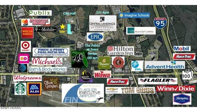 68 Park Street, Palm Coast, FL 32164 (MLS #1082128) :: Cook Group Luxury Real Estate